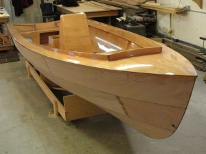 PT Skiff prototype 2 Feb. 13, 2010