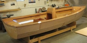 PT Skiff prototype 2