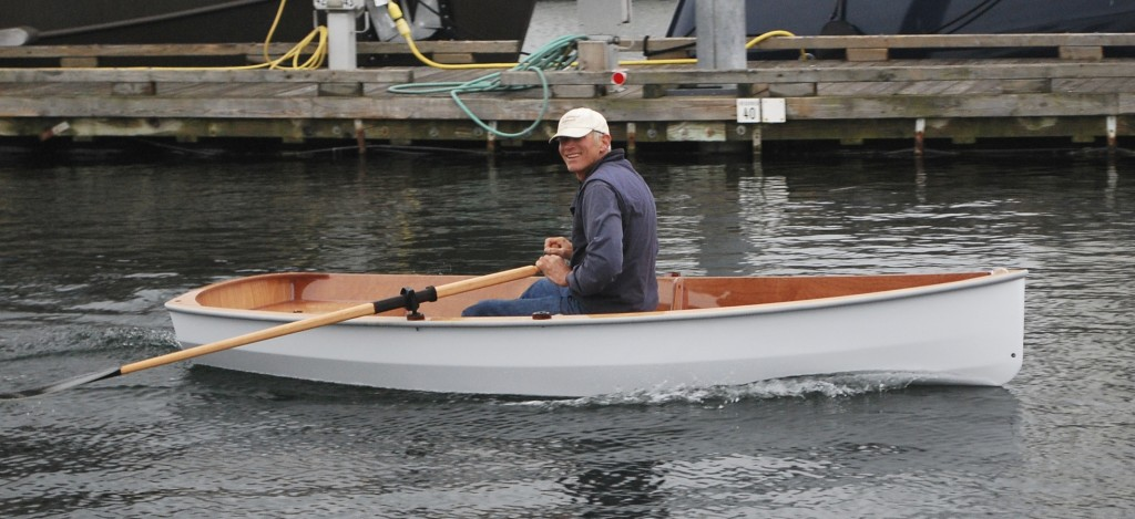 PT SPear dinghy