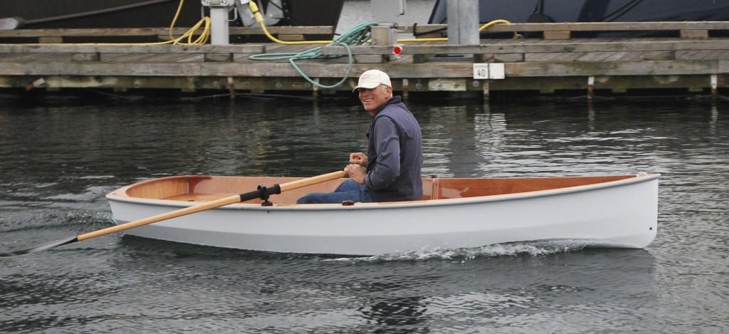 PT SPear dinghy
