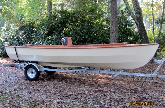 garland's skiff