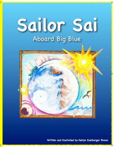 Children's book for sailing kids