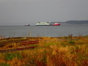 rare ferry tow